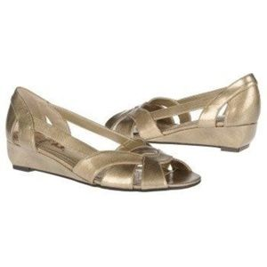 Life Stride Iced Champagne Glee Sandals